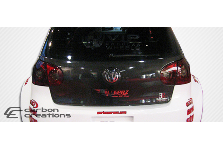 2006 Volkswagen GTI Carbon Creations Trunk / Hatch
