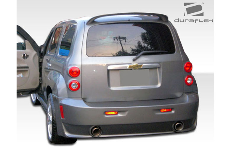 2007 Chevrolet HHR Duraflex VIP Bumper (Rear)