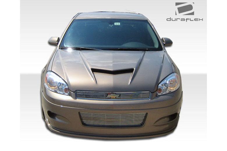 2011 Chevrolet Impala Duraflex Racer Front Lip (Add On)