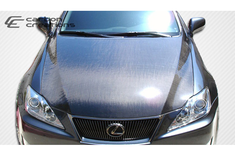 2007 Lexus IS Carbon Creations Hood