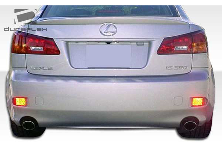 2009 Lexus IS Duraflex J-Spec Spoiler