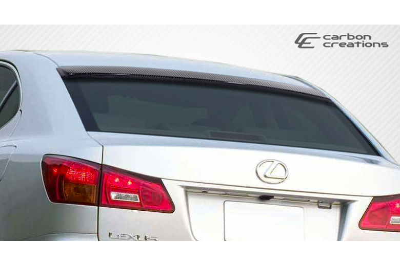 2009 Lexus IS Carbon Creations GT Concept Spoiler