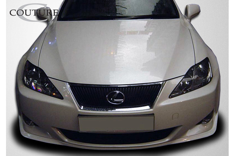 2008 Lexus IS Couture J-Spec Front Lip (Add On)