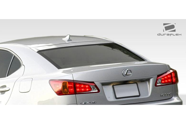 2006 Lexus IS Duraflex GT Concept Spoiler