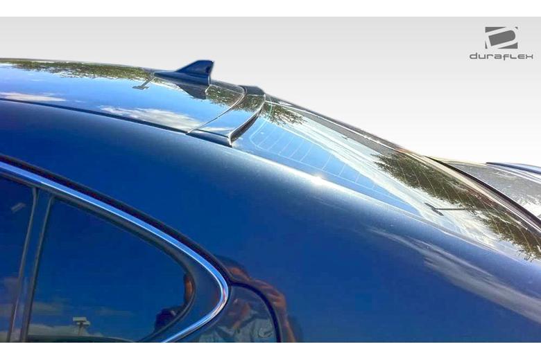 2007 Lexus IS Duraflex VIP Spoiler