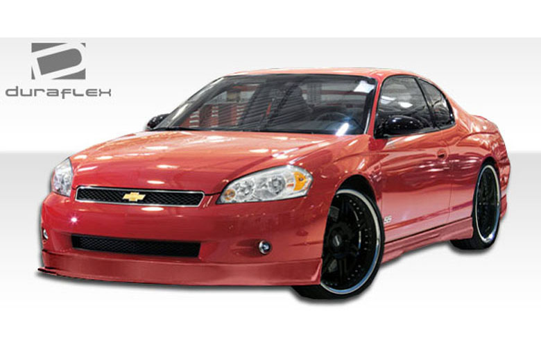2006 Chevrolet Monte Carlo Duraflex Racer Front Lip (Add On)
