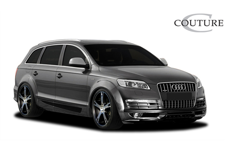 2008 Audi Q7 Couture A-Tech Front Lip (Add On)