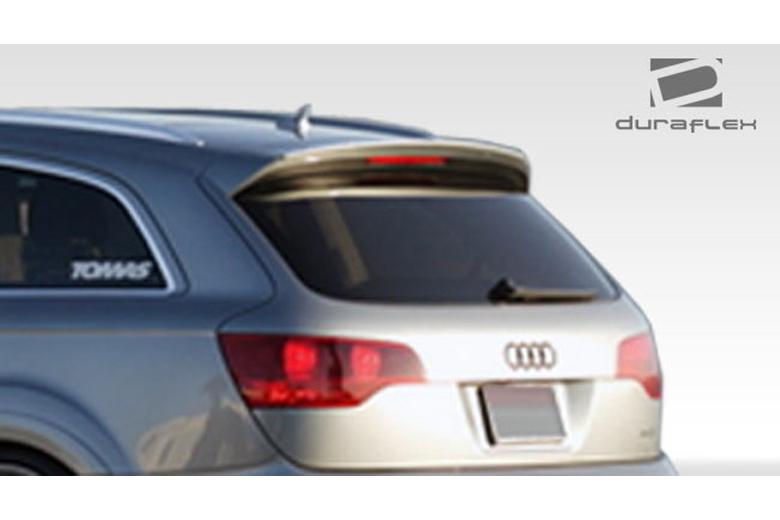 2013 Audi Q7 Duraflex CT-R Spoiler