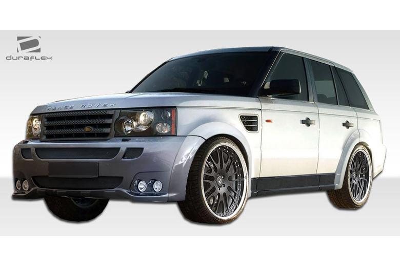 2006 Land Rover Range Rover Duraflex HM-S Body Kit