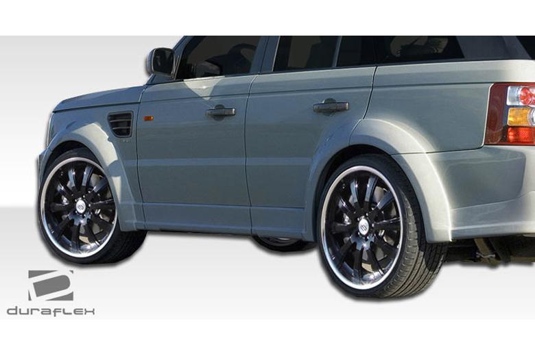 2009 Land Rover Range Rover Sport Duraflex HM-S Fender Flare