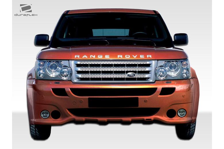2009 Land Rover Range Rover Sport Duraflex HM-S Bumper (Front)