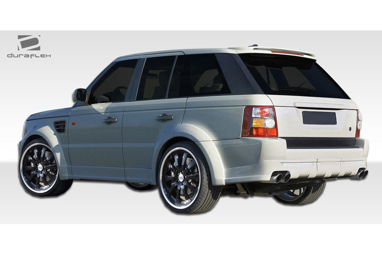 2009 Land Rover Range Rover Sport Duraflex HM-S Bumper (Rear)