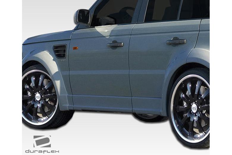 2009 Land Rover Range Rover Sport Duraflex HM-S Sideskirts