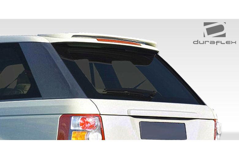 2009 Land Rover Range Rover Sport Duraflex HM-S Spoiler