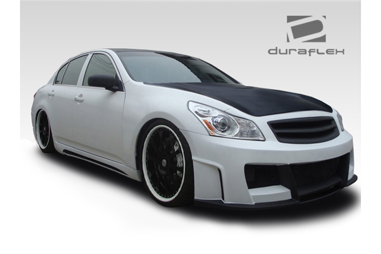 2007 Infiniti G Sedan Duraflex Elite Body Kit