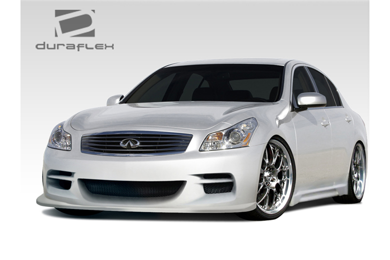 2007 Infiniti G Sedan Duraflex TS-1 Body Kit