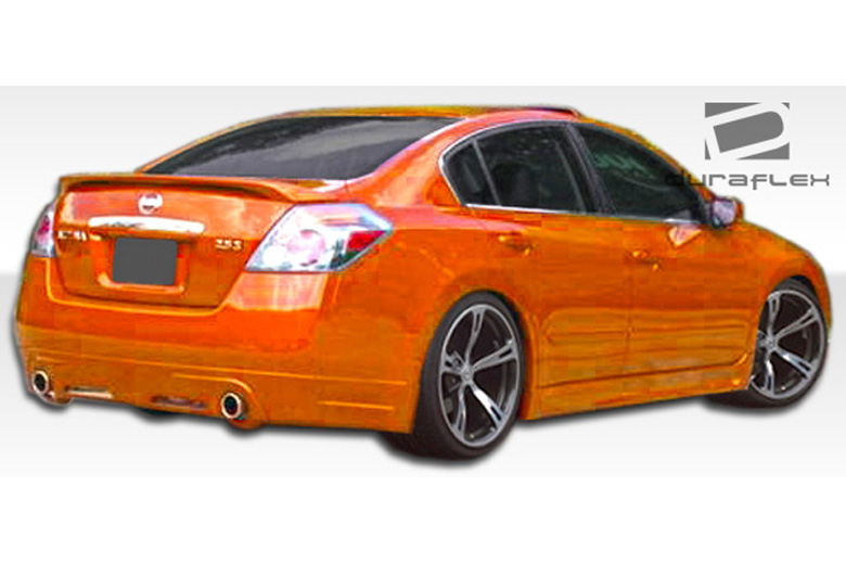 2011 Nissan Altima Duraflex Racer Rear Lip (Add On)
