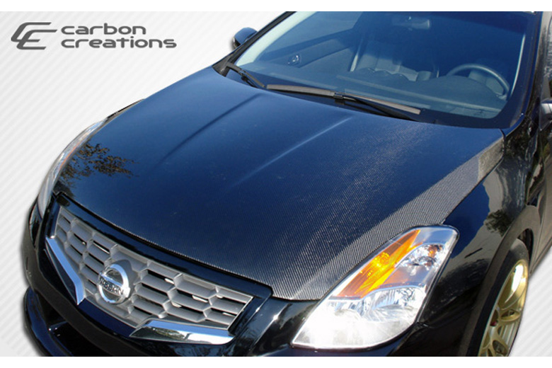 2007 Nissan Altima Carbon Creations Hood