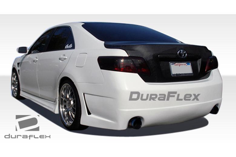 2010 Toyota Camry Duraflex B-2 Bumper (Rear)