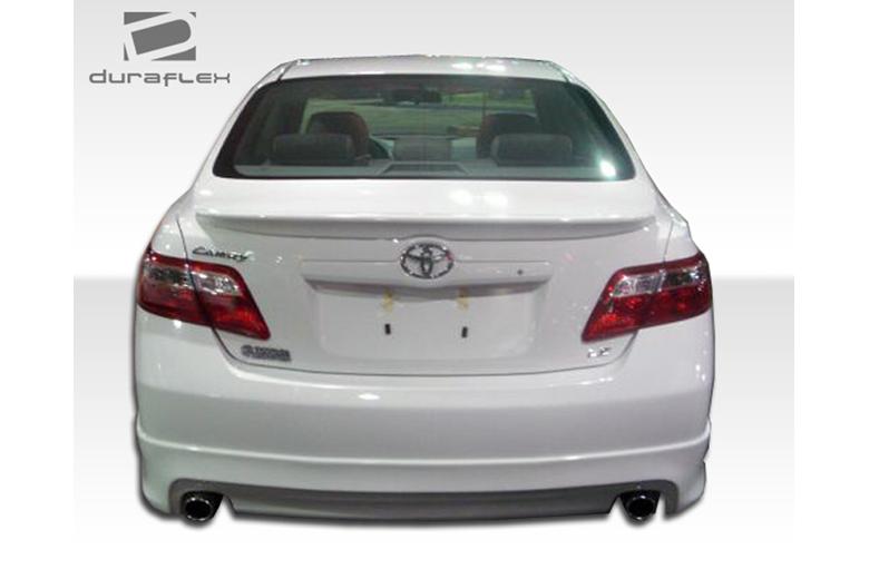 2010 Toyota Camry Duraflex Racer Rear Lip (Add On)
