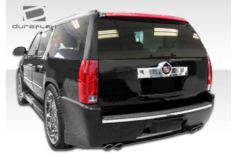 2013 Cadillac Escalade Duraflex Platinum Bumper (Rear)