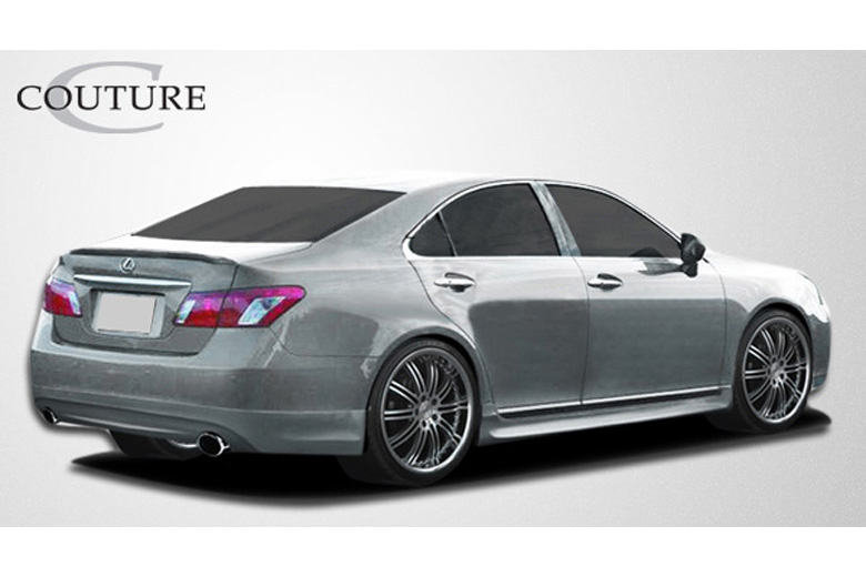 2012 Lexus ES Couture VIP Rear Lip (Add On)