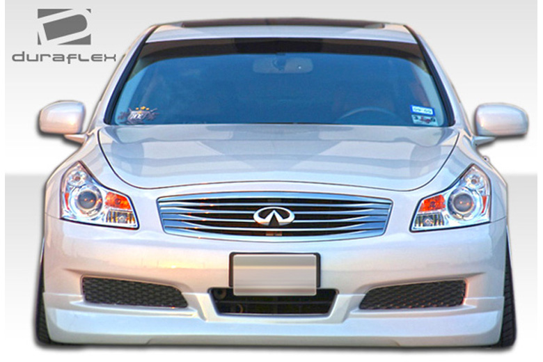 2007 Infiniti G Sedan Duraflex GT Spec Front Lip (Add On)