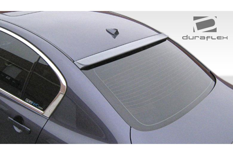2010 Infiniti G Sedan Duraflex GT Spec Spoiler