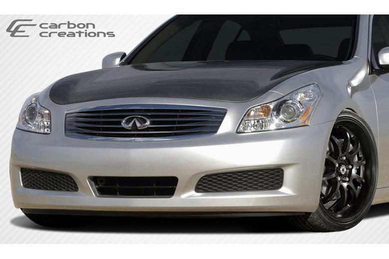 2012 Infiniti G Sedan Carbon Creations Hood