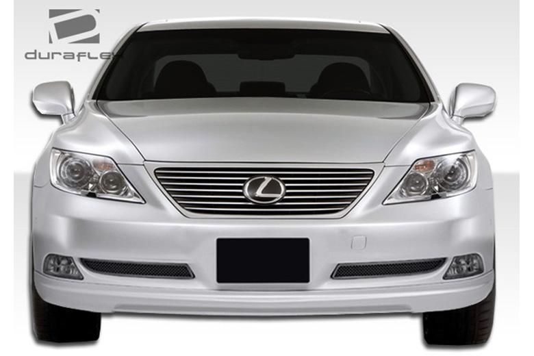2007 Lexus LS Duraflex W-1 Front Lip (Add On)