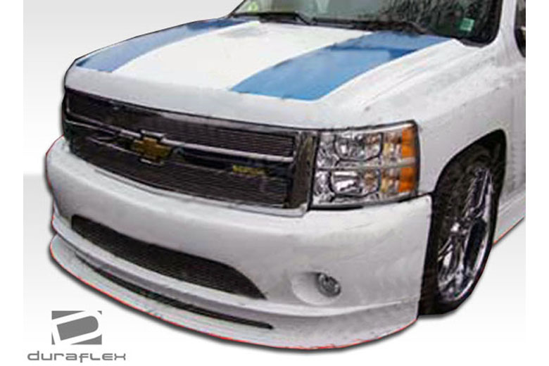 2010 Chevrolet Silverado Duraflex Platinum Bumper (Front)