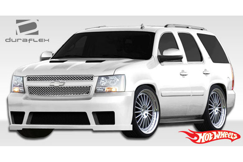2008 Chevrolet Suburban Duraflex Hot Wheels Body Kit