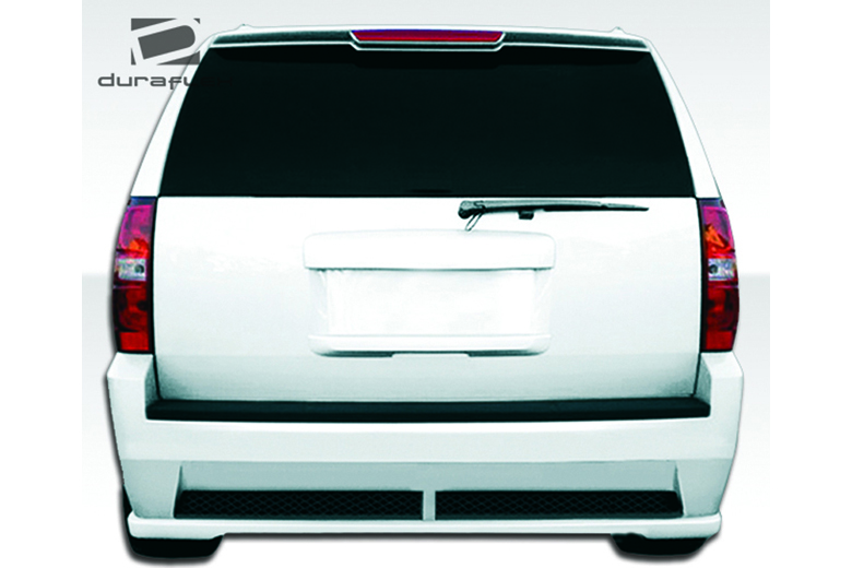 2008 Chevrolet Suburban Duraflex Hot Wheels Bumper (Rear)
