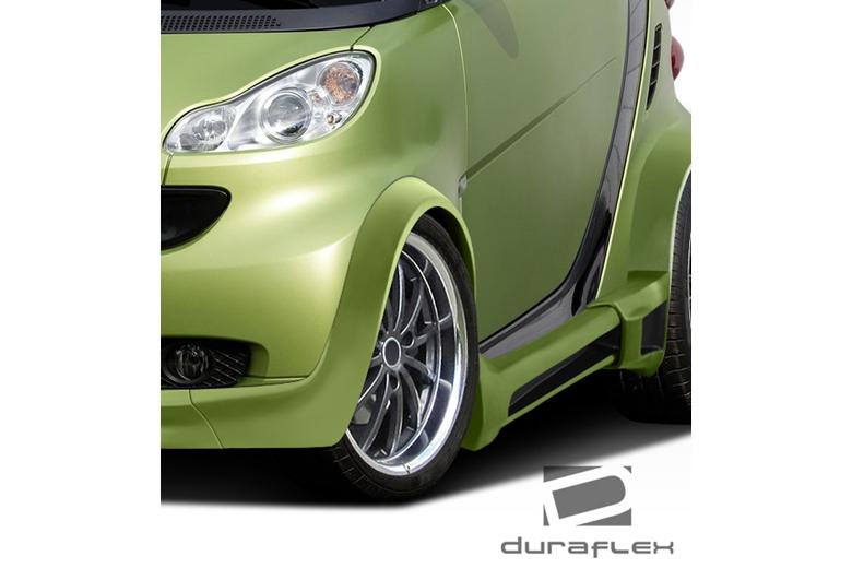 2010 Smart ForTwo Duraflex GT300 Fender