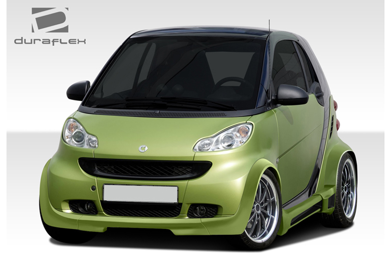 2009 Smart ForTwo Duraflex GT300 Body Kit
