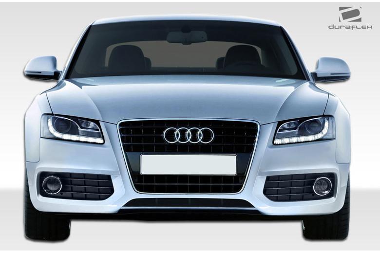 2009 Audi S5 Duraflex S5 Look Bumper (Front)