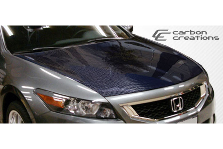 2010 Honda Accord Carbon Creations Hood