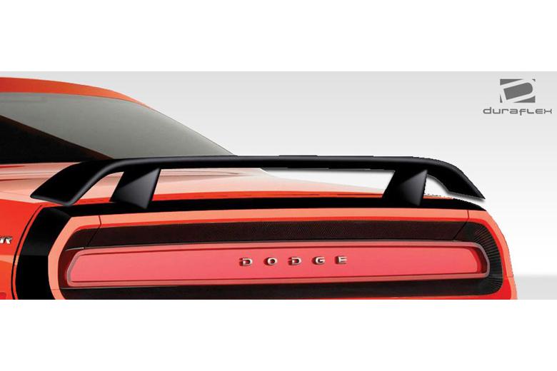 2010 Dodge Challenger Duraflex G-Spec Spoiler