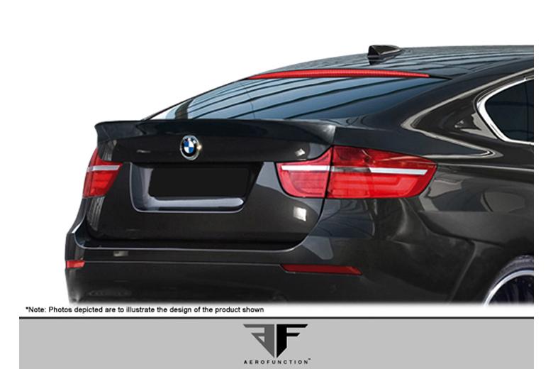 2009 BMW X6 Aero Function AF-1 Spoiler