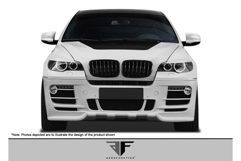 2009 BMW X6 Aero Function AF-2 Bumper (Front)