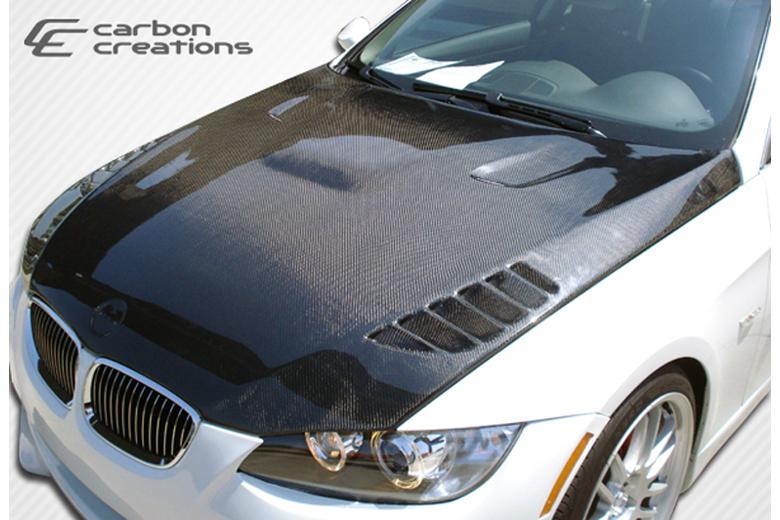 2007 BMW 3-Series Carbon Creations Executive Hood