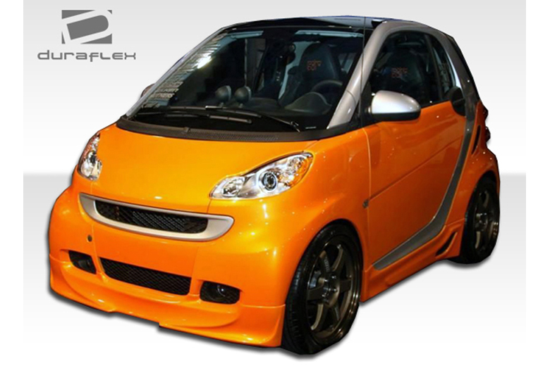 2009 Smart ForTwo Duraflex FX Body Kit