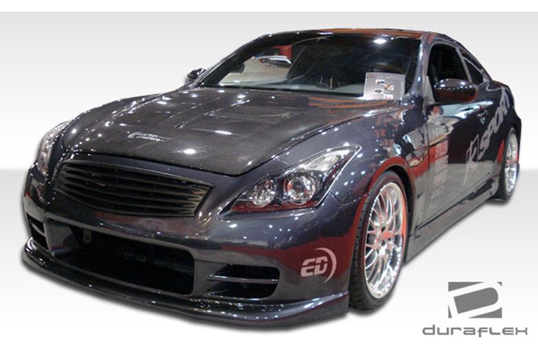2010 Infiniti G Coupe Duraflex GT Concept Body Kit