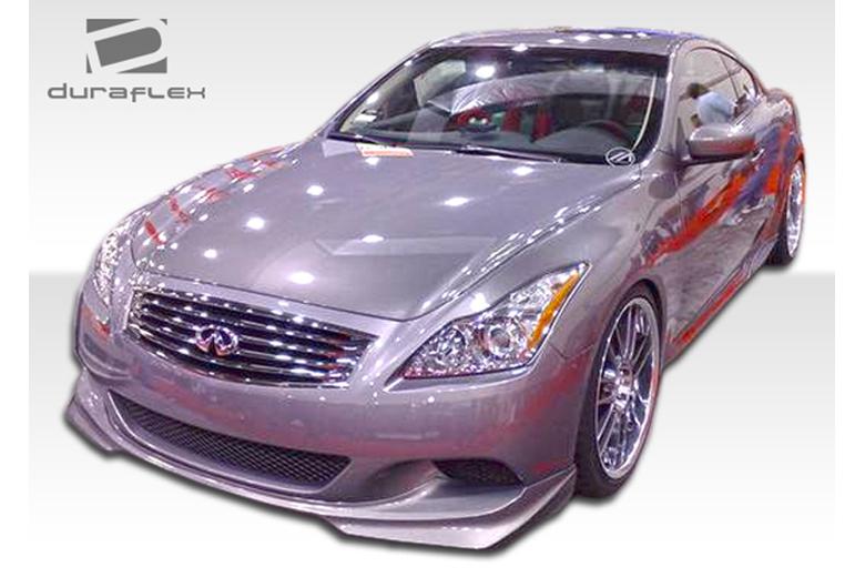 2010 Infiniti G Coupe Duraflex J-Spec Body Kit