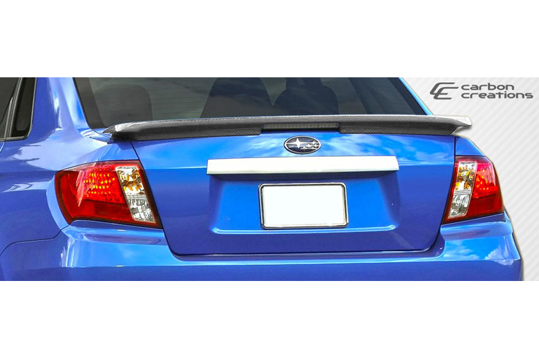2011 Subaru Impreza Carbon Creations Spoiler