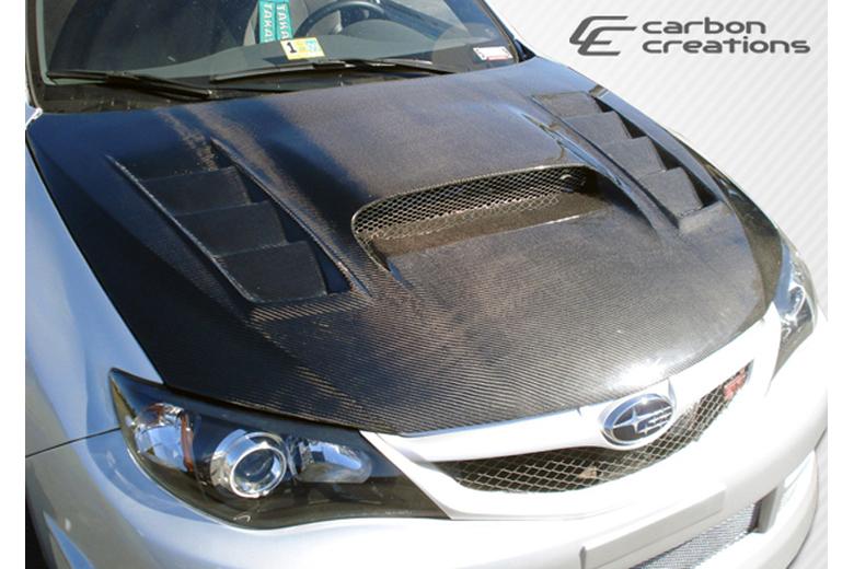 2013 Subaru WRX Carbon Creations GT Concept Hood