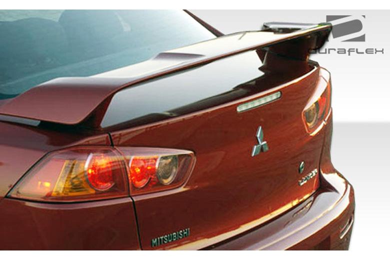 2012 Mitsubishi Evolution Duraflex GT-S Spoiler
