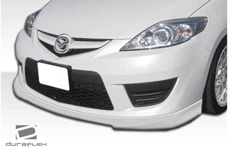2008 Mazda Mazda 5 Duraflex A-Spec Front Lip (Add On)