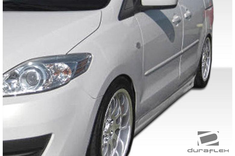 2008 Mazda Mazda 5 Duraflex A-Spec Sideskirts