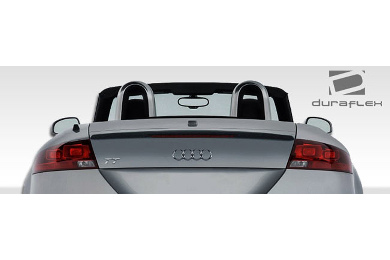 2011 Audi TT Duraflex OS-R Spoiler